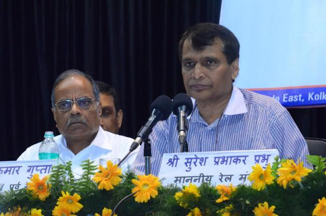 Suresh Prabhu urges newly appointed BJP office bearers to serve people