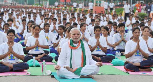Chandigarh all geared up for International Day of Yoga-2016