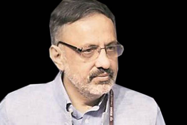 Rajiv Gauba takes over as Union Home Secretary