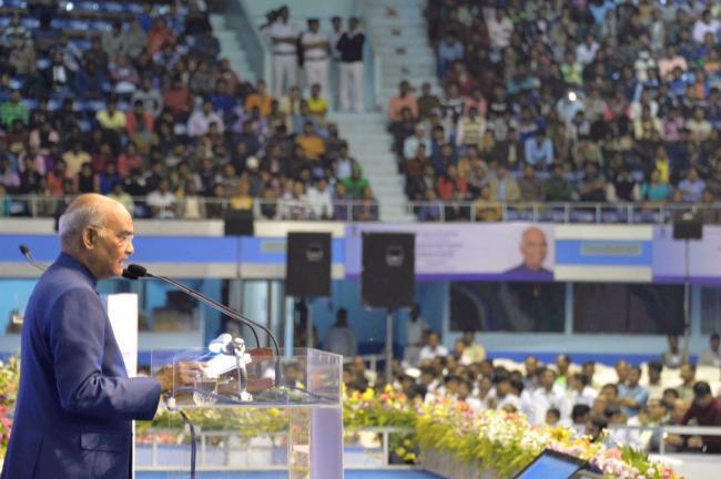 President Kovind to visit W.Bengal, Mizoram and Nagaland