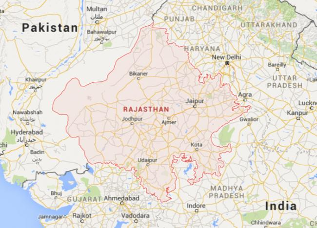 Muslim labourer hacked to death in Rajasthan for alleged love affair