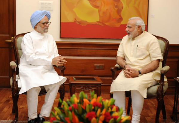 Opposition demands Modi's apology in Parliament over comment on Manmohan Singh