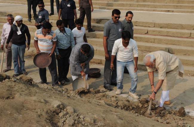 Closure of tanneries along Ganga River