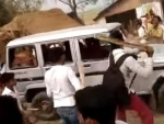 West Bengal: Madrasa students block roads, clash with police