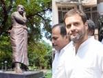 Rahul Gandhi remembers Chandra Shekhar Azad