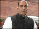 "Rajnath Singh to inaugurate the web portal ""Bharat ke Veer"""
