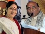 Kulbhushan Jadhav death sentence : Sushma Swaraj warns Pakistan, Rajnath Singh promises to do the best to save him