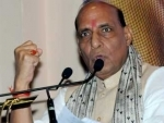 Rajnath Singh inaugurates second meeting of National Platform on Disaster Risk Reduction