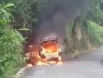 Darjeeling: GJM clash with police on fourth day of indefinite strike