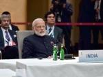 PM Modi attends BRICS leaders meet in Hamburg