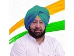 Maintain peace and harmony, urges Punjab Chief Minister Captain Amarinder Singh