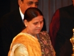 Rabri Devi finally appears before ED, grilled in connection with IRCTC contract case