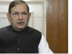 Will continue to fight to save democracy : Sharad Yadav tweets after disqualification from RS