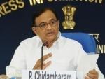 BJP acting in desperation : P Chidambaram on complaint against Rahul Gandhi