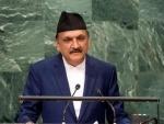 Nepal's Foreign Minister Prakash Sharan Mahat on three-day visit to India