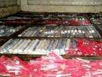 1,80,000 detonators seized in West Bengal, 2 held