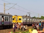 West Bengal: Two local trains collide near Panskura station, several hurt