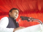 Akhilesh Yadav's first poll campaign triggers controversy