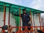 Babul Supriyo claims TMC workers attacked his residence in Kolkata