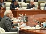 PM Modi speaks about 'Sabka Saath Sabka Vikas' at BRICS Summit