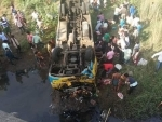 5 killed in West Bengal bus mishap
