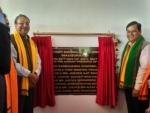 Sonowal inaugurates Judicial Courts at Jatinga