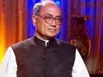 Digvijaya Singh taunts PM Modi as Father of the Fashion