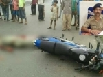 West Bengal: Truck mows down police officer in Durgapur