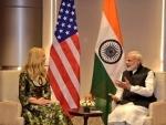 Hyderabad: Ivanka Trump meets Prime Minister Narendra Modi