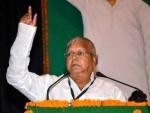 I will appeal to Nitish Kumar after going to Patna: Lalu Prasad on Prez candidate