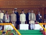 President expressed dissent for violence, disharmony and calls for cultural assimilation