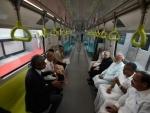 PM Narendra Modi dedicates Kochi Metro to nation