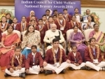 PM Modi presents National Bravery Awards to 25 children
