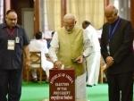 Prez election: PM Modi congratulates members of electoral college