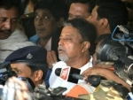TMC suspends Mukul Roy for six years