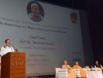 Education is a key instrument in developing social infrastructure: Vice President Naidu