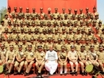 Union Home Minister attends passing out parade of BSF Assistant Commandants at Gwalior