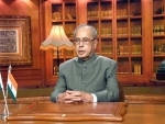 Our tradition celebrates argumentative, not intolerant Indian: President on R-Day eve