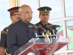 President Ram Nath Kovind condemns Panchkula violence over Dera Sacha chief Gurmeet Ram Rahim Singh's conviction