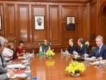 Director, FSB, Russia, calls on Union Home Minister