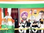 Let's eliminate drugs from Punjab, says Rahul Gandhi