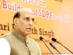 Centre committed to fast tracking development in NE region: Rajnath Singh