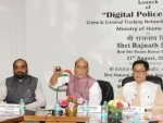 Union Home Minister launches the Digital Police Portal under CCTNS project