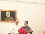 M Venkaiah Naidu wishes Smriti Irani as she takes over additional charge of Ministry of Information and Broadcasting