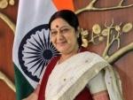 PM Modi wishes EAM Sushma Swaraj on birthday