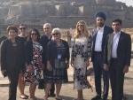 Ivanka Trump visits Golkonda Fort in Hyderabad, shares images on social media