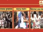 Congress MLAs scuffle with Marshal in WB assembly after opposition leader's suspension from house