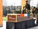 Army Chief pays tributes to soldiers killed in Kashmir militant ambush