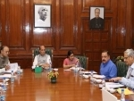 Union Home Minister chairs High Level Committee meeting for Central assistance to Rajasthan