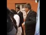 Haryana Deputy Attorney General sacked for carrying Gurmeet Ram Rahim's bag
